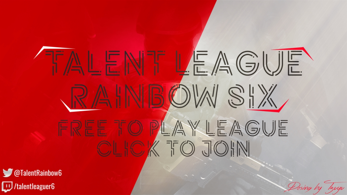 R6S Talent League